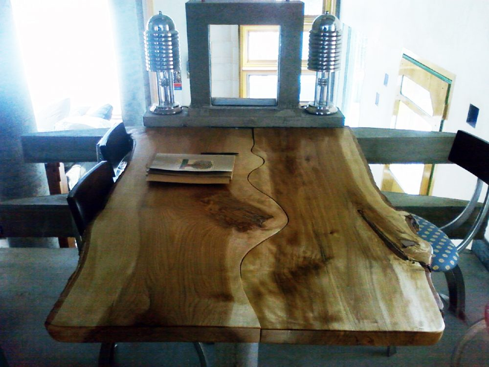 Table for Concrete House