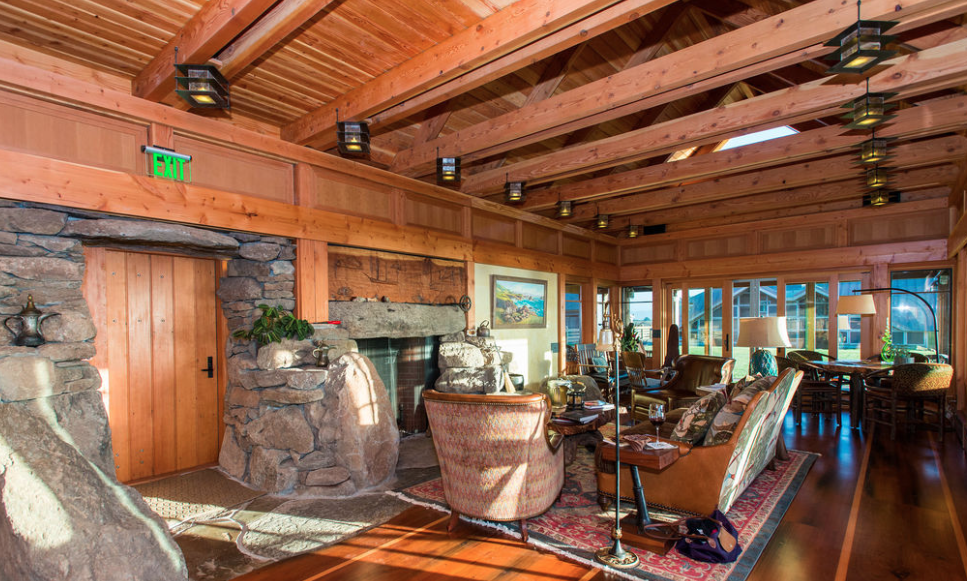 Living Room Rumfords