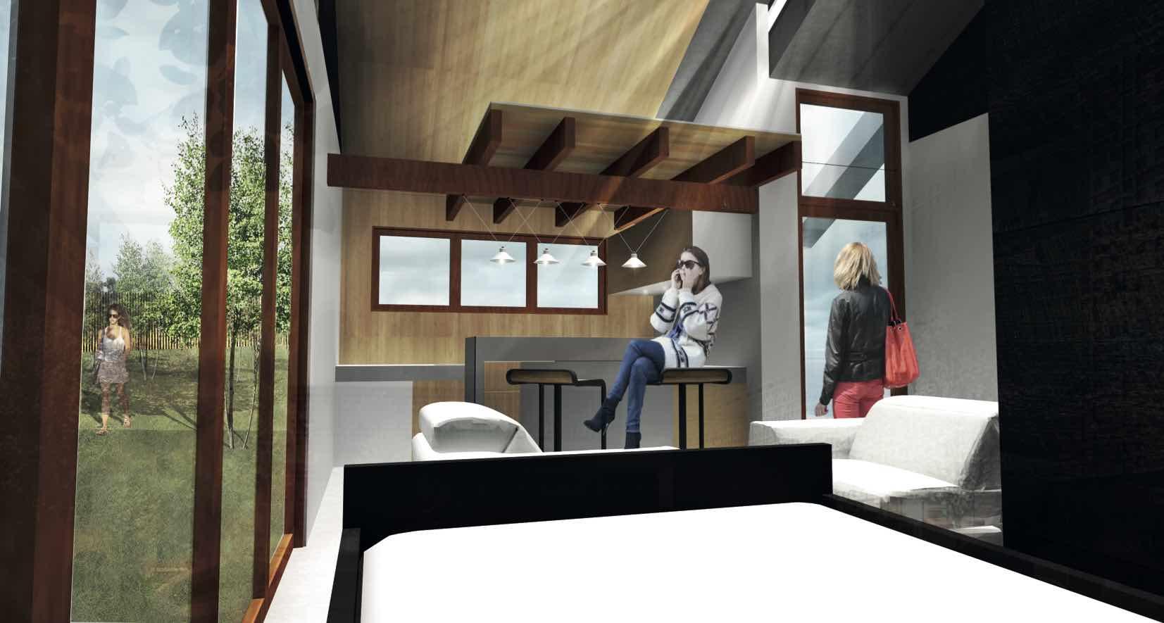 Gazda Residence 1.1