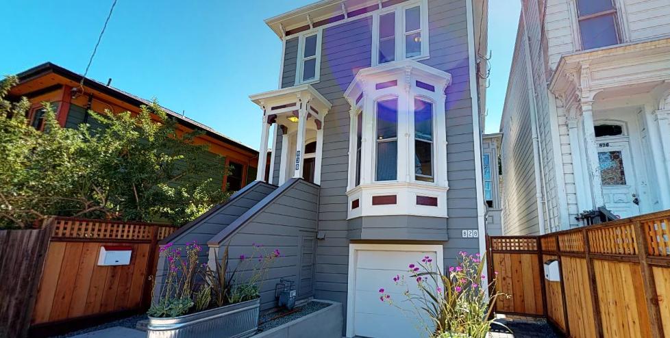 West Oakland Renovation