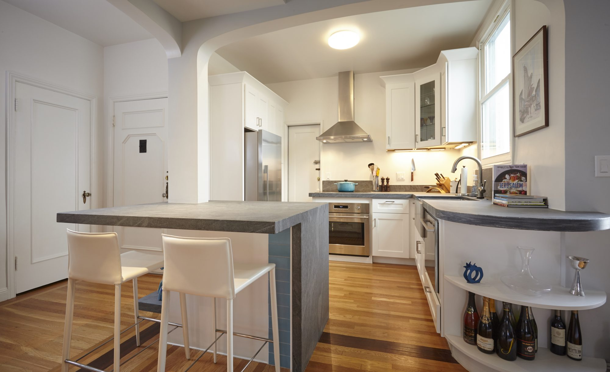 Marina District, San Francisco Condominium Remodel